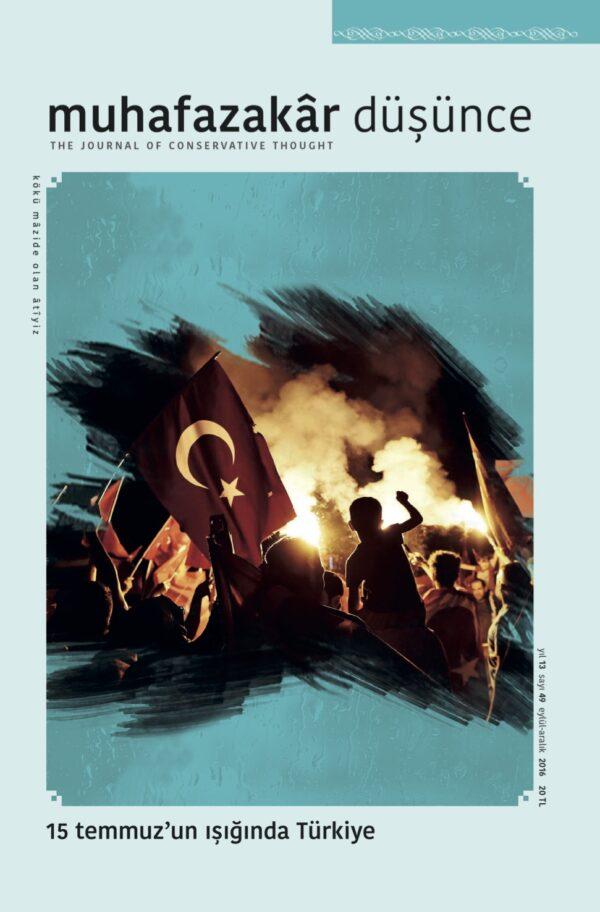 15 Temmuz'un Işığında Türkiye